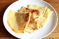 Thumbnail image for Sprouted Wheat Crepes