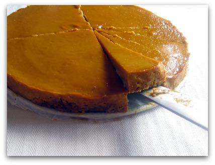 Pumpkin Pie (Dairy Free, Gluten Free) 3 redux 2