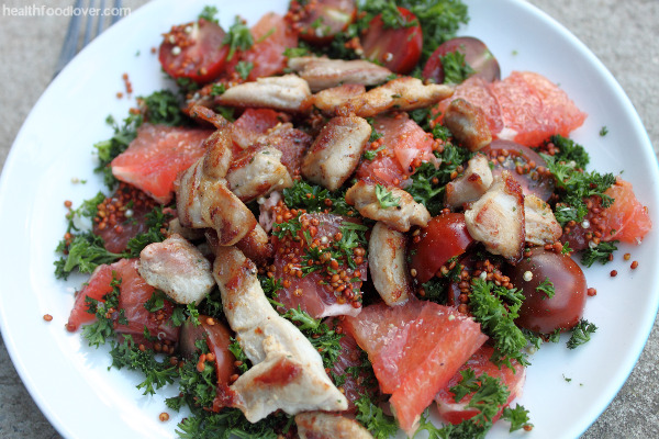red grapefruit quinoa and chicken saladwm600