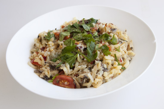 Recipe: Mediterranean Style Sardine and Potato Noodles